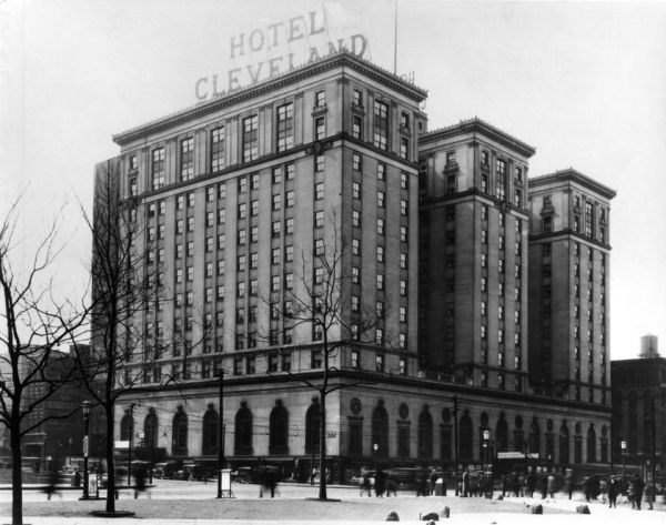 HotelCleveland1920s